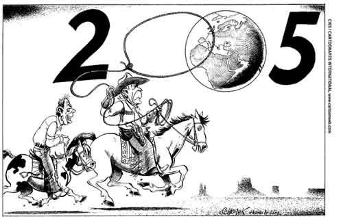 Feliz Año 2005