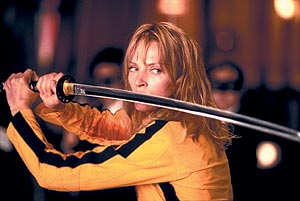 KILL BILL vol.1 - Critica.